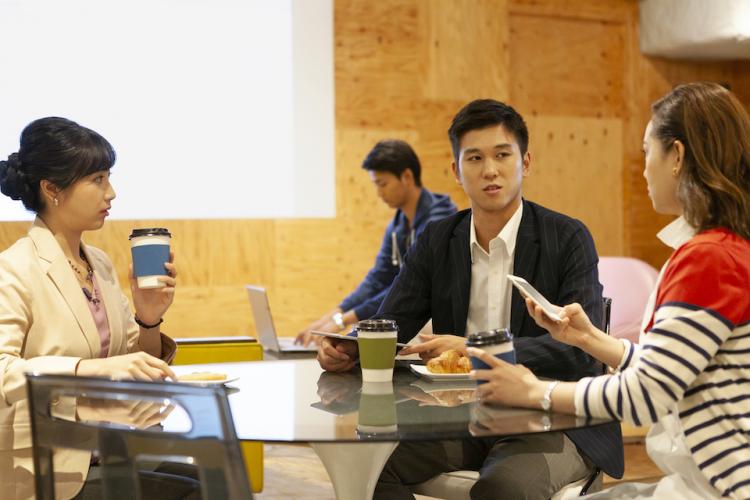 事例に見る社内カフェが増加している理由と社内にもたらされる効果とは ...